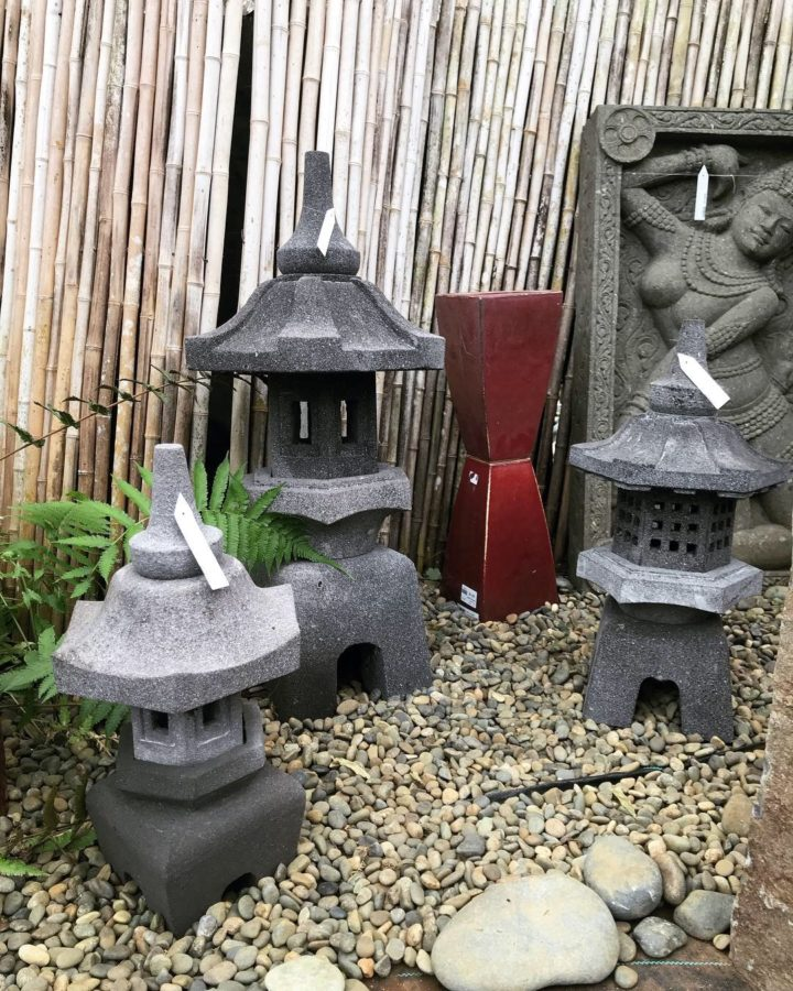 New Lava Stone Lanterns